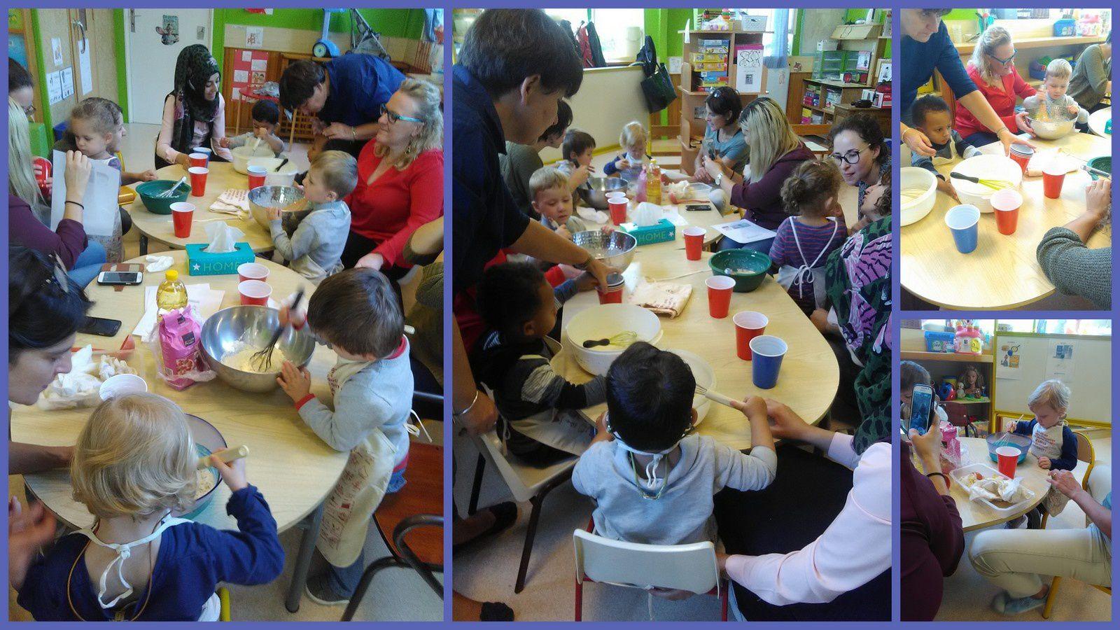 """Ateliers """"Enfants-parents"""" au SAFEP"""