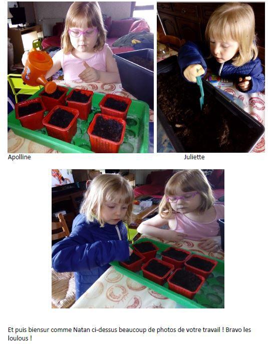Les activités d'éveil à la maison en maternelle pendant le confinement