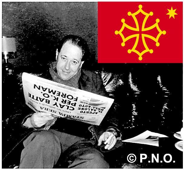 François FONTAN, Parti de la Nation Occitane (PNO)