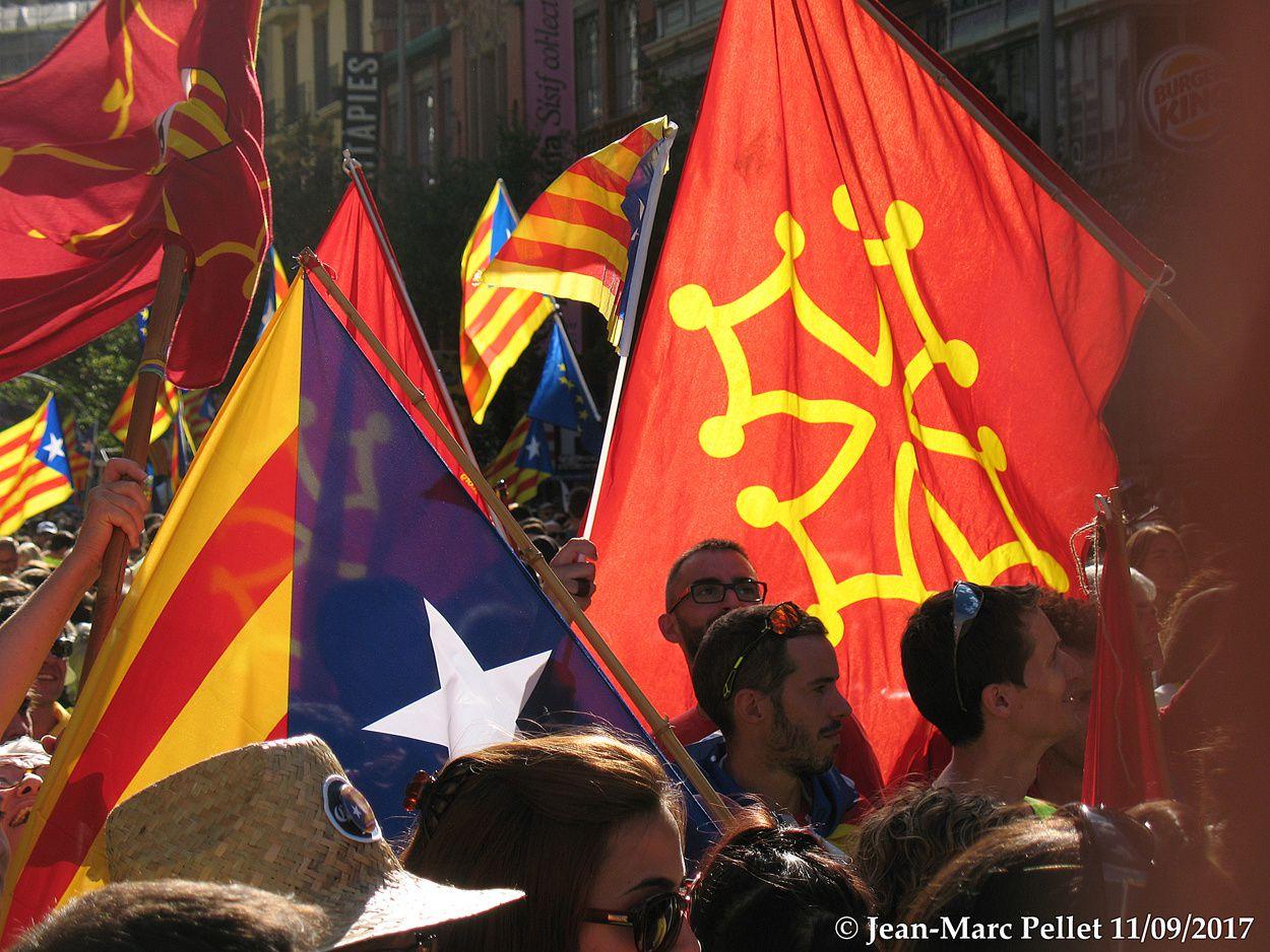 Catalunya lliure !