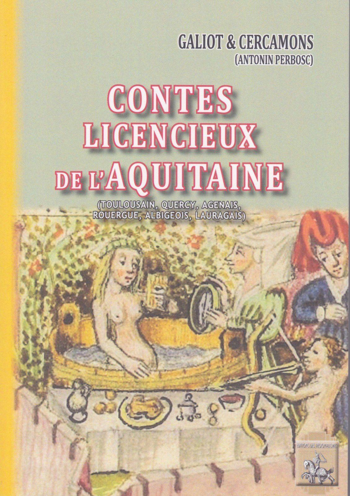 « Contes licencieux de l'Aquitaine » d'Antonin Perbòsc