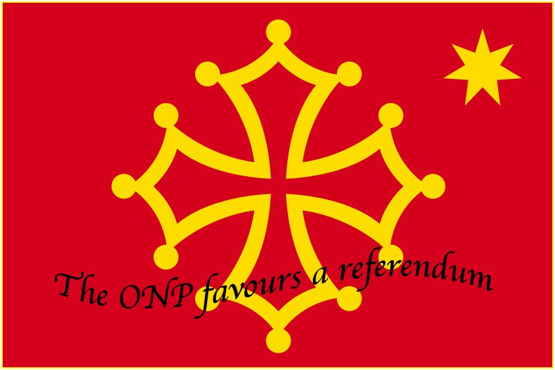 The Occitan Nation Party supports such a referendum...