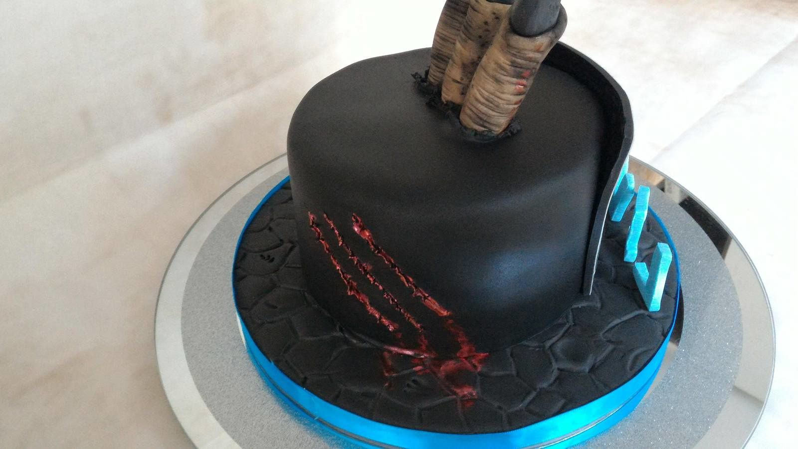 GATEAU JURASSIC WORLD