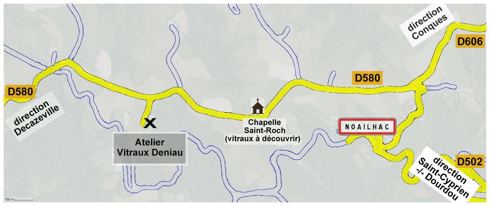 Atelier Deniau Noailhac