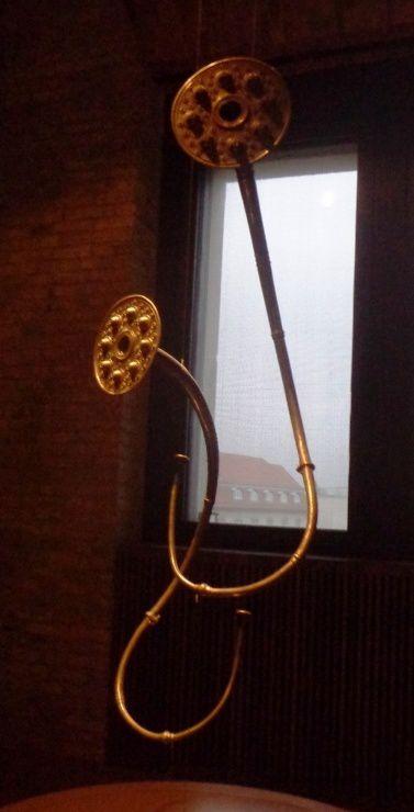Trompettes de l'âge de bronze - Env. 800 av. JC