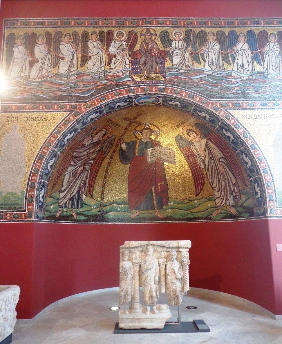 Mosaïque de Ravenne - 6e siècle