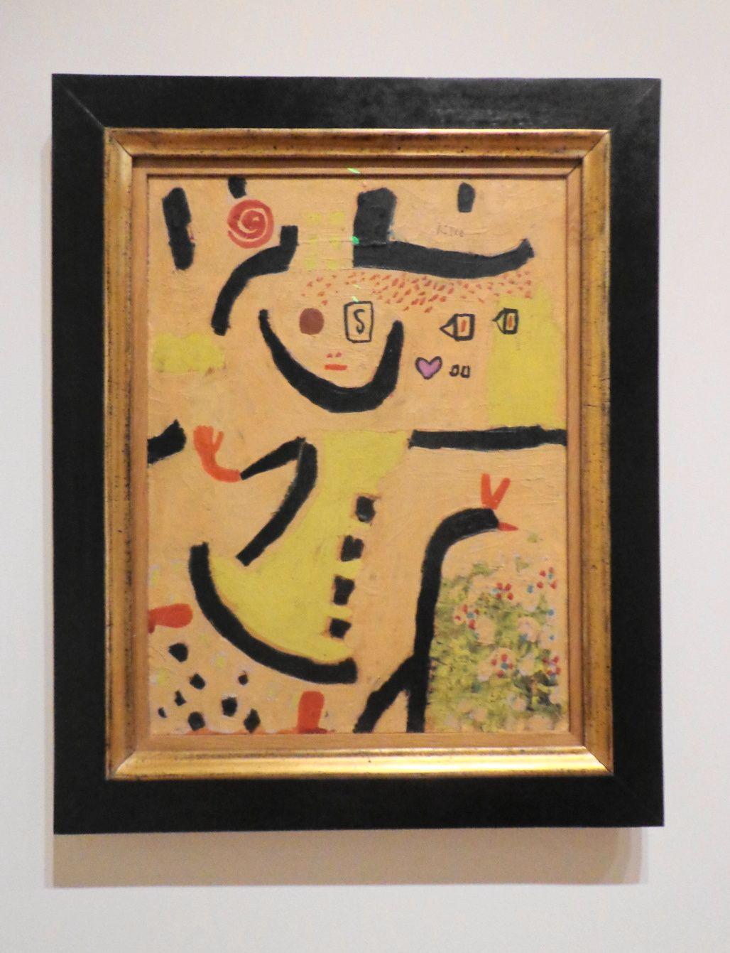 Jeu d'enfant - Paul Klee, 1939