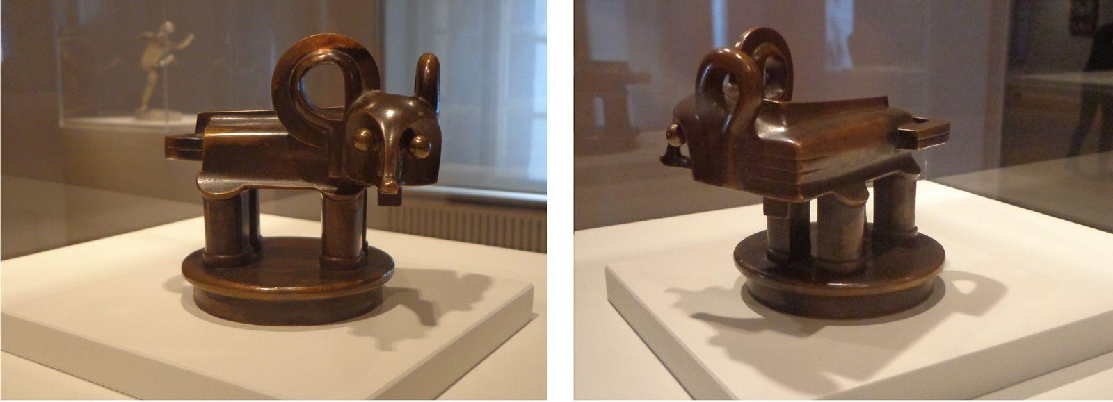 """""""Horchtier"""" - Rudolf Belling, 1923"""