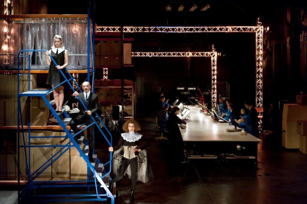 L'Opéra de quat' sous - Brecht/Weill - Lacornerie/Lay