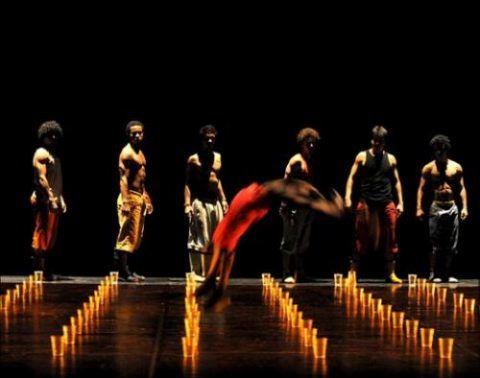 Correria Agwa  - Mourad  Merzouki à la Maison de la Danse de Lyon