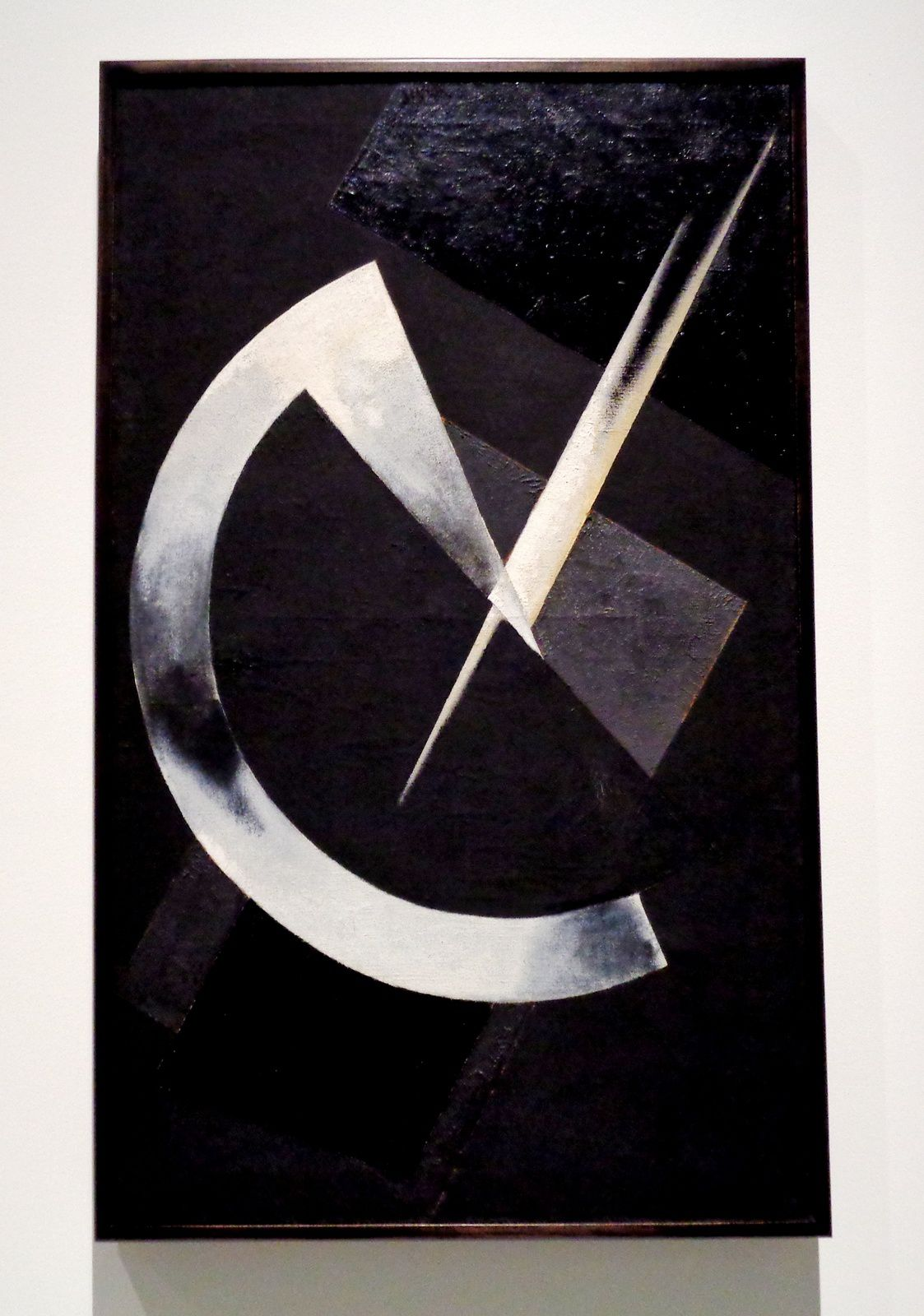 Composition 66 (86) - Alexandre Rodtchenko, 1919