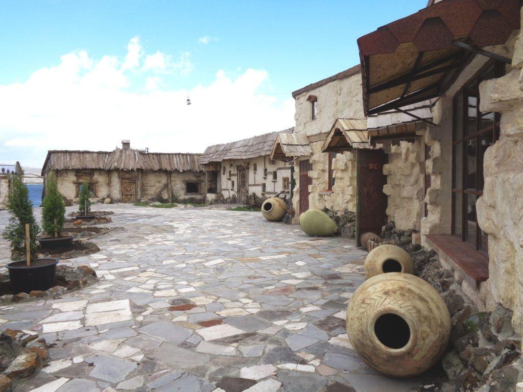 Arménie 2017 - L'auberge au bord de presque la mer