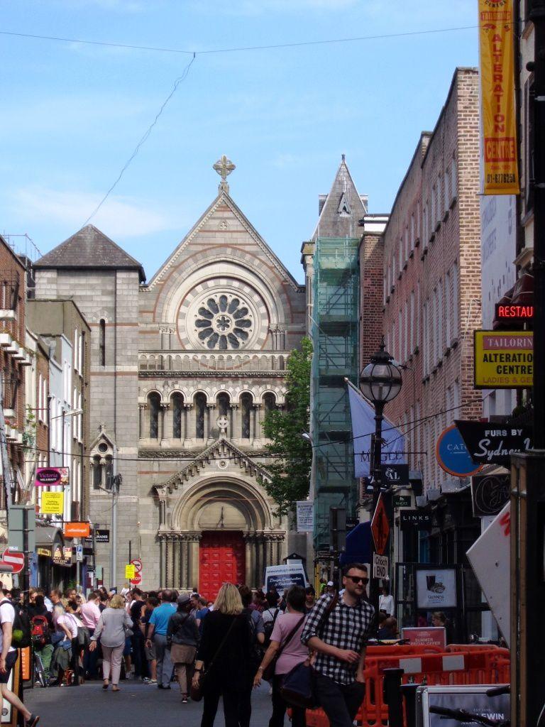 Dublin - Vendredi après-midi