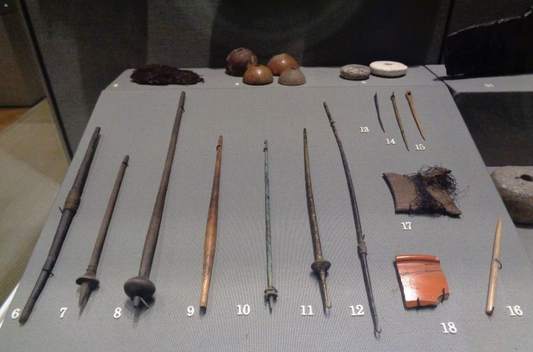 Dublin - Le Musée d'archéologie