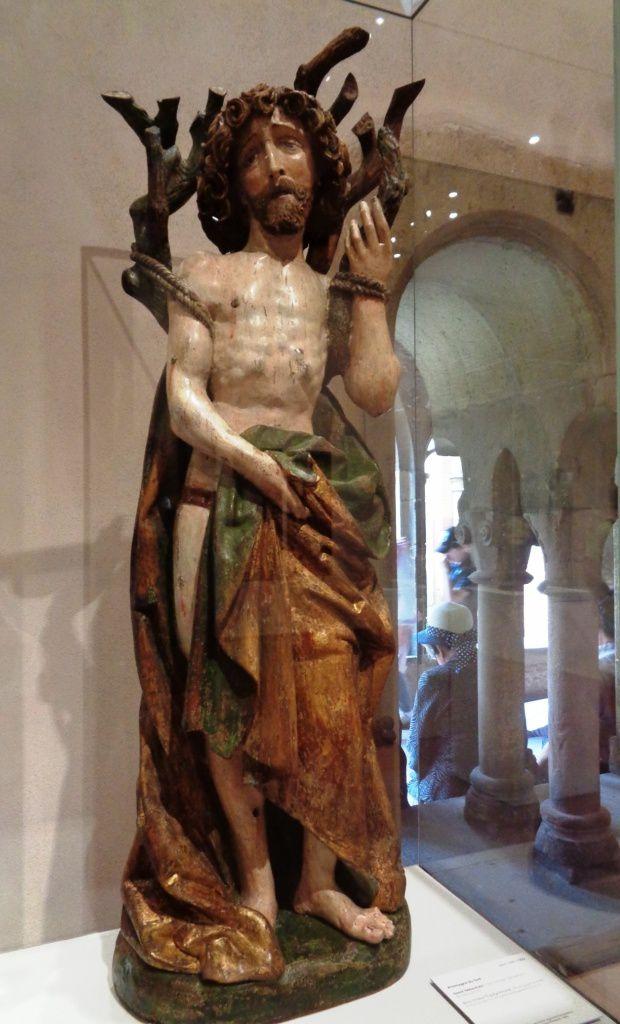 Saint-Sébastien - Allemagne du sud, vers 1480