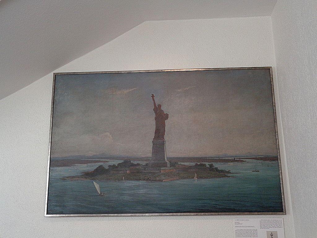 La liberté éclairant le monde - Auguste Barholdi  - 1876