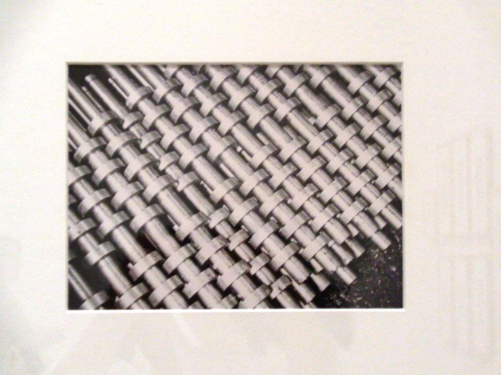 Arbres à cames - Alexandre Rodtchenko - 1929