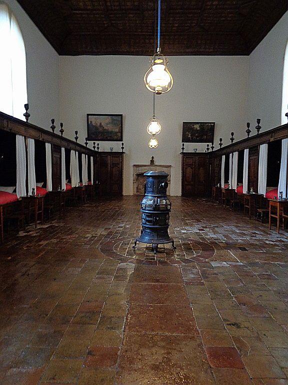 Tournus : Hôtel-Dieu et Musée Greuze