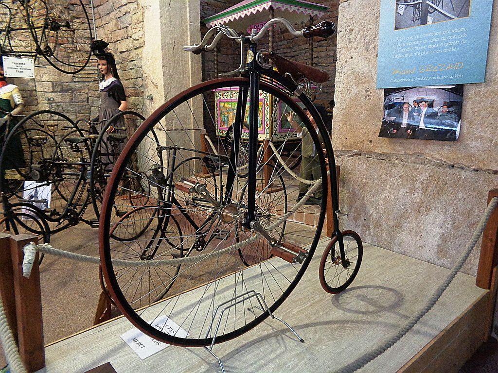 Tournus : le Musée du Vélo