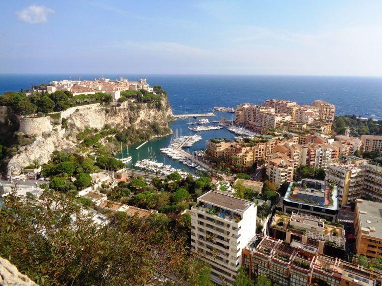 Monaco : le jardin exotique