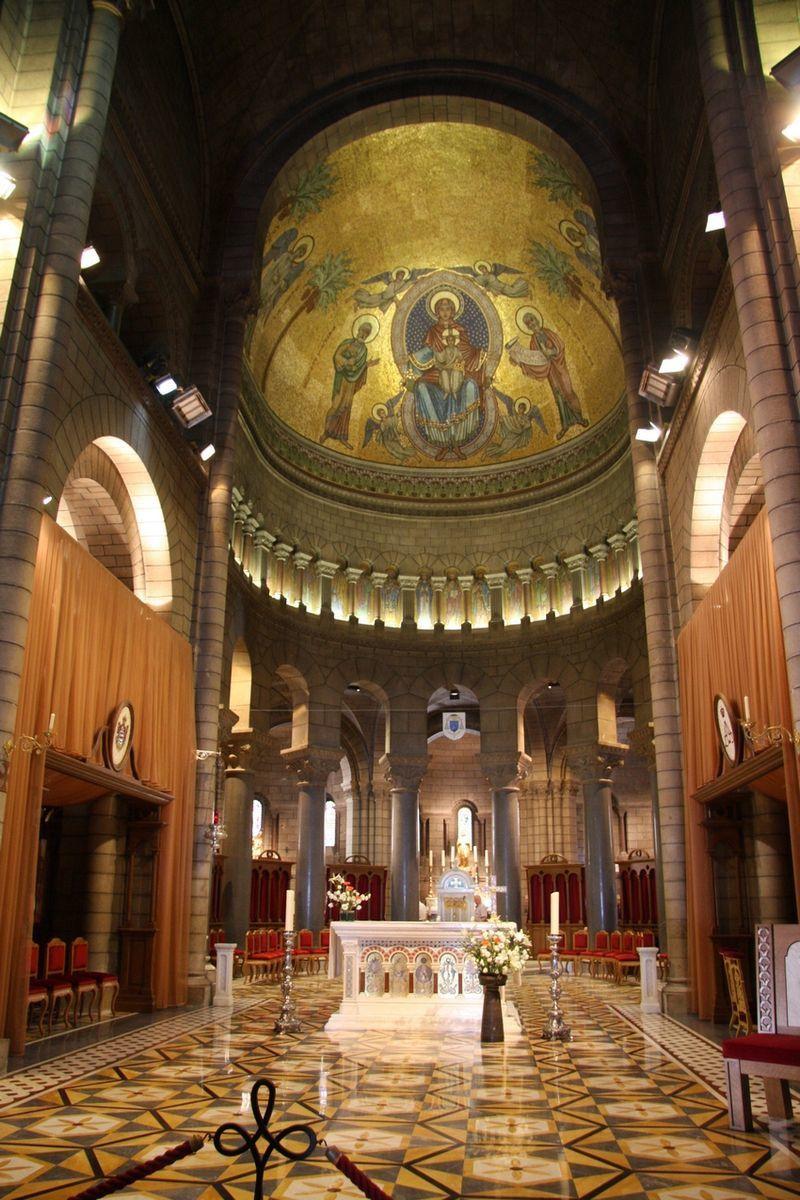Monaco : la cathédrale