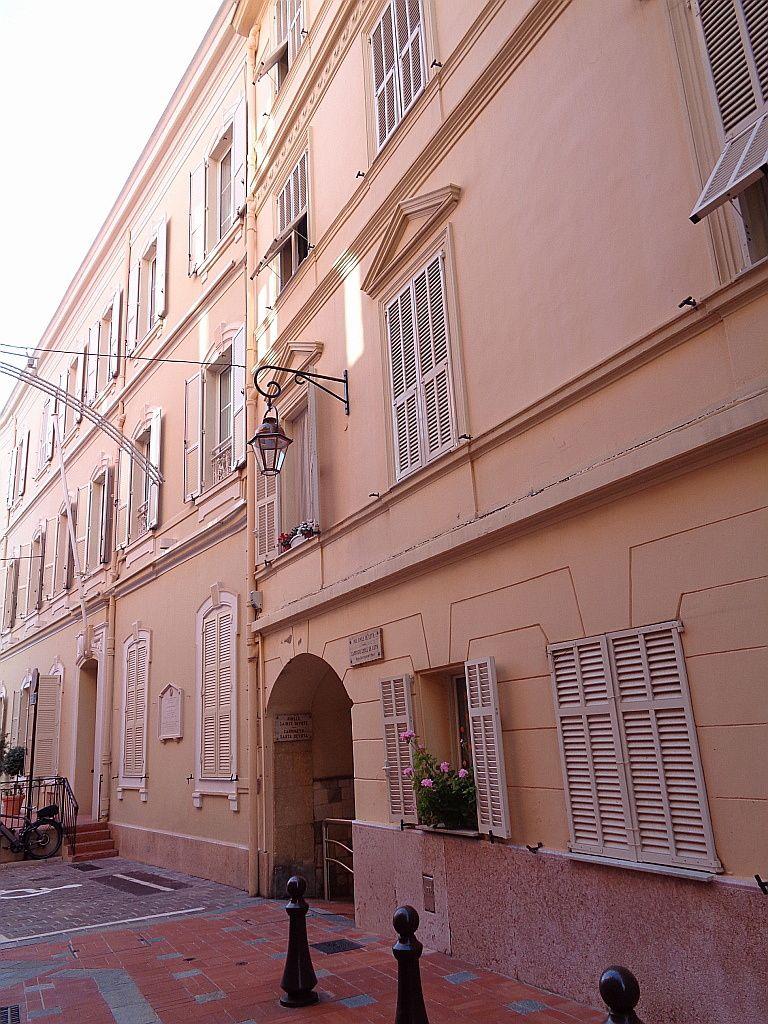 Monaco : autour du Palais