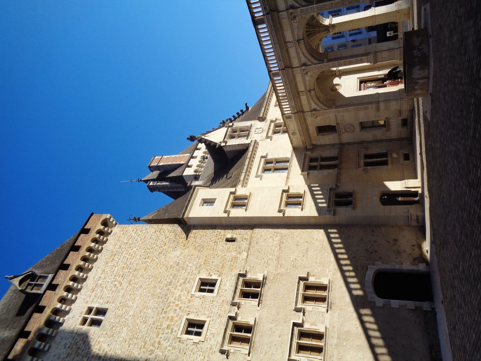 Pau : le château de Henri IV