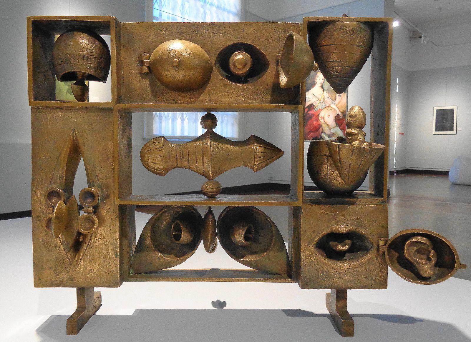 Sculpture constructiviste - Joaquin Roca Rey, 1971