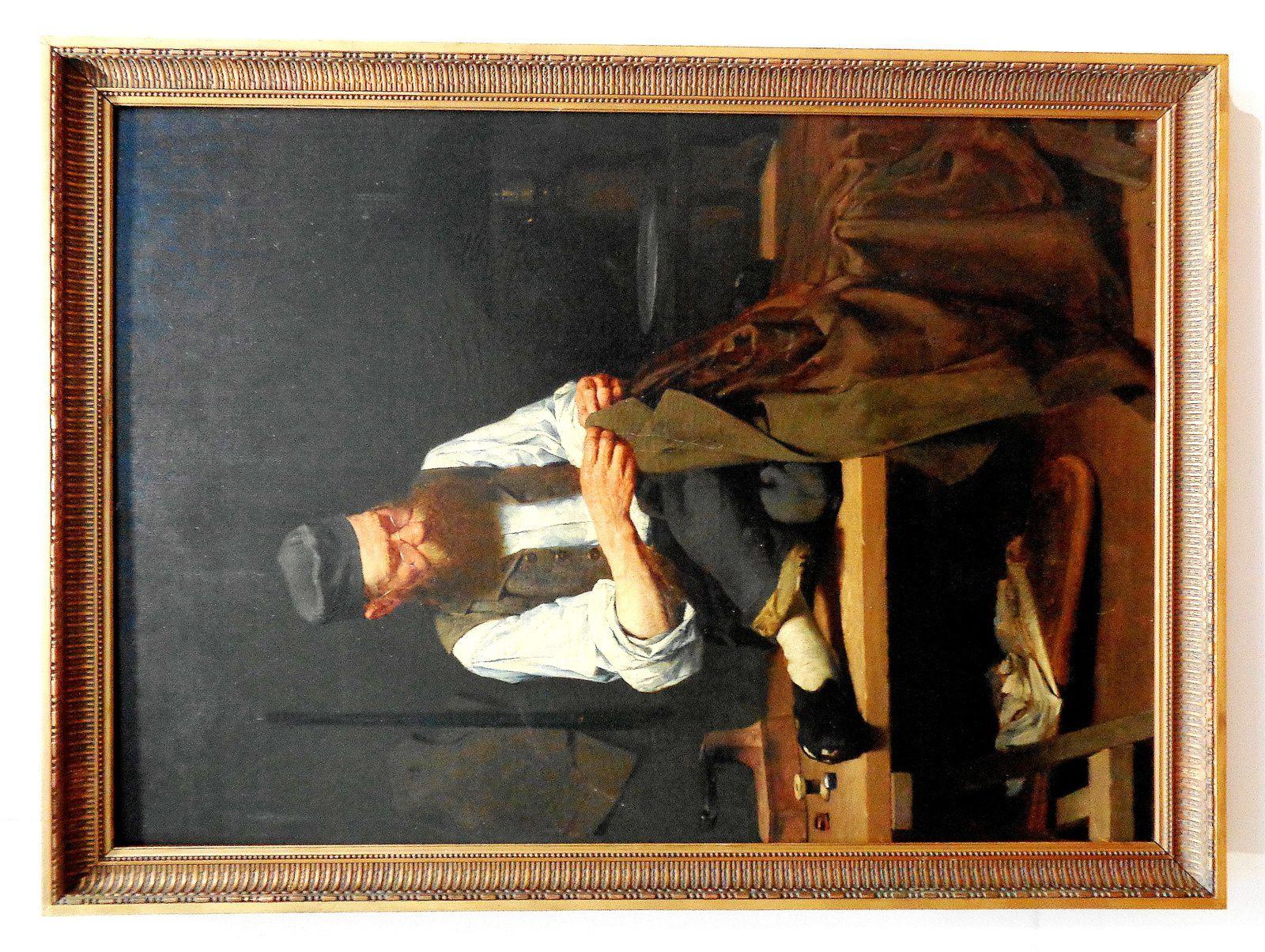 Le concierge est tailleur - Ernest Bordes, 1881