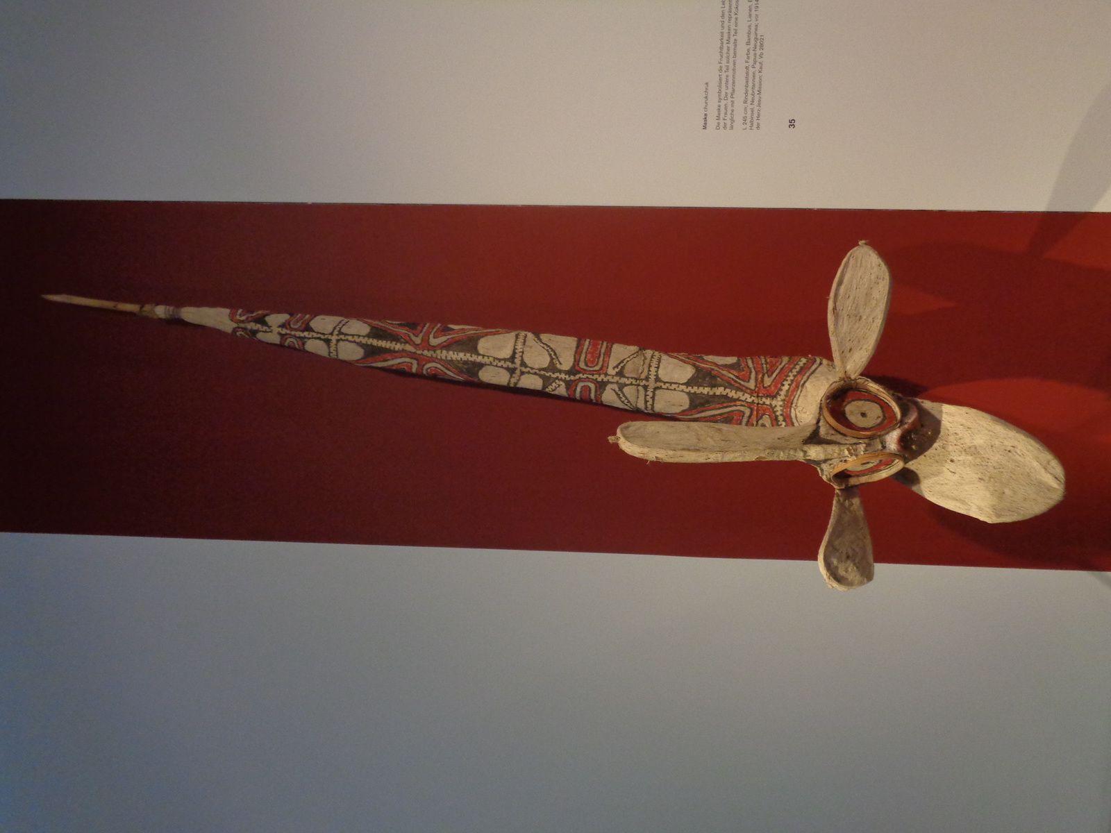 Bâle - 5e jour - Musée des Cultures
