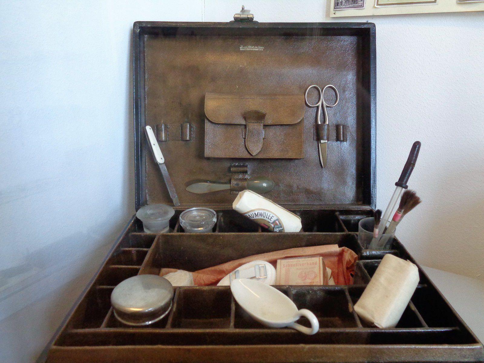 Bâle - 5e jour - Musée de la Pharmacie