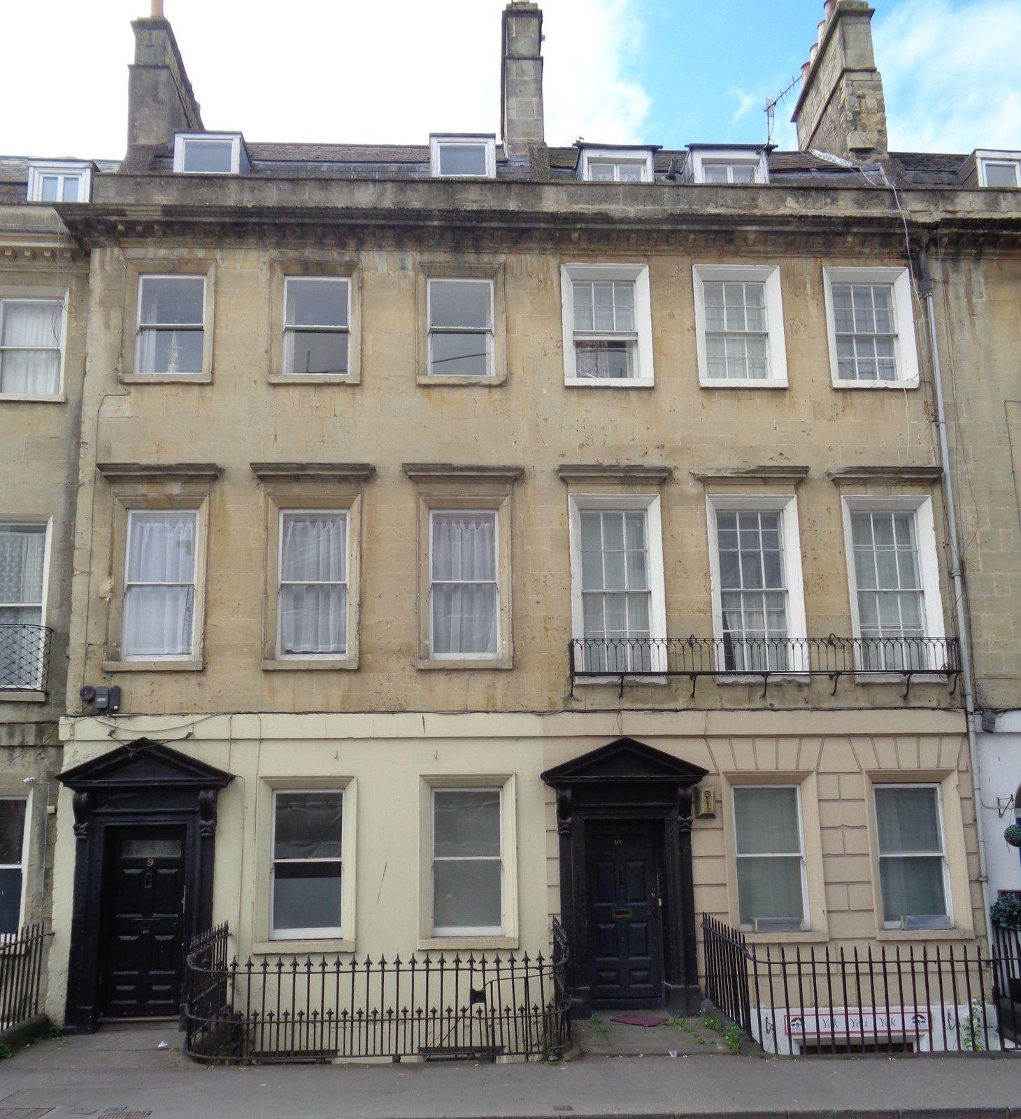 Bristol - Escapade à Bath : les thermes romains, l'abbaye...
