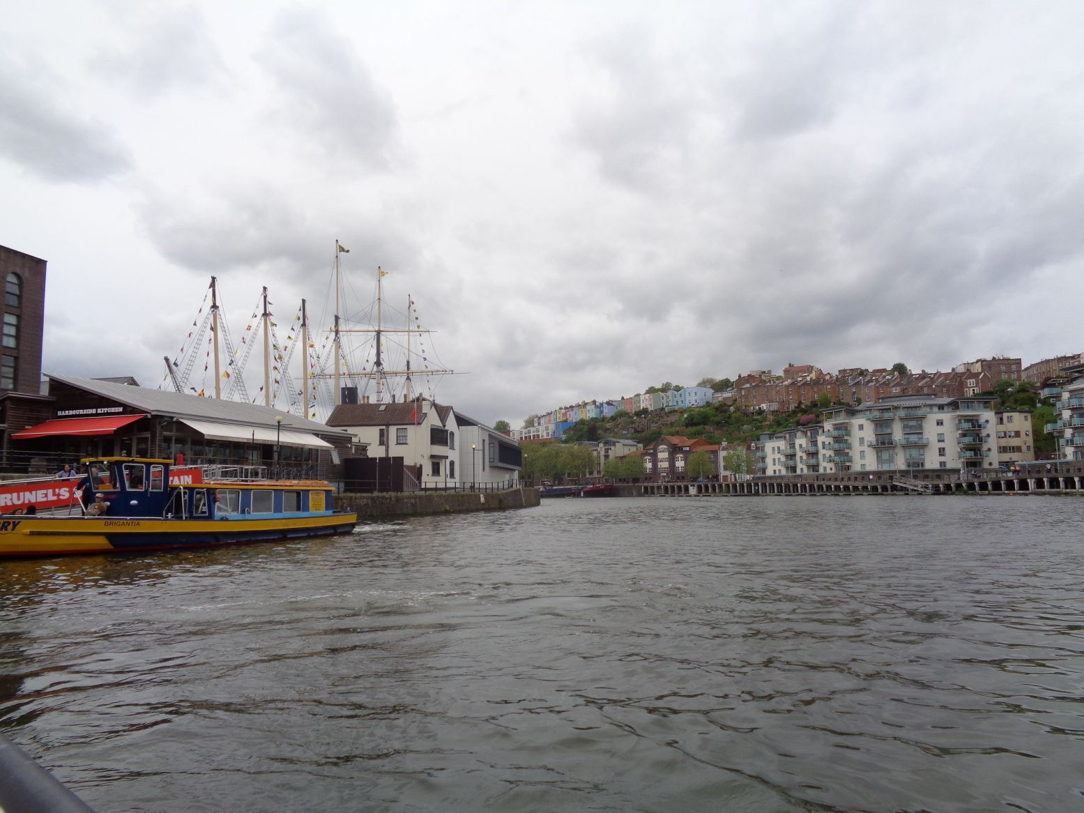 Bristol - Visite du S.S. Great Britain