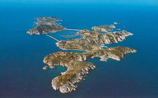 Marseille - L'archipel du Frioul