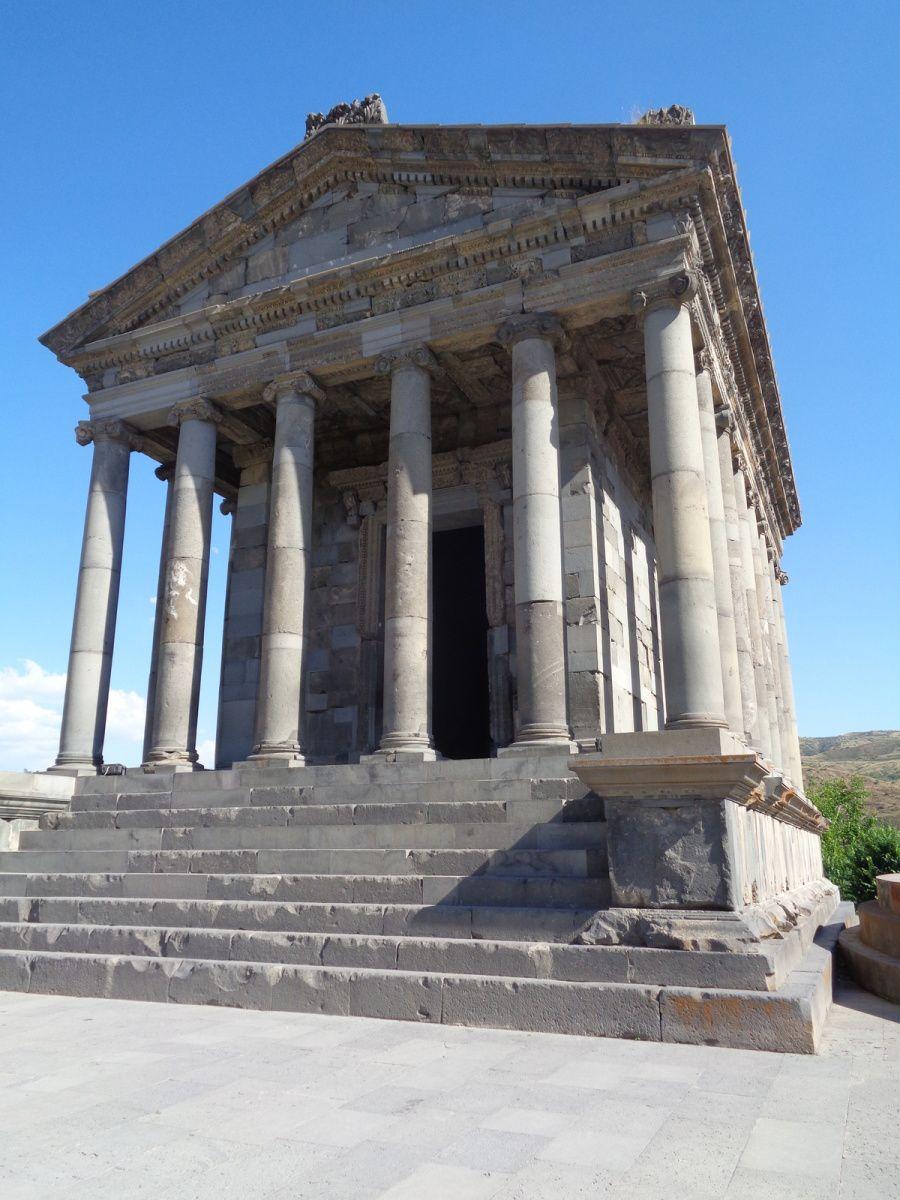 Arménie 2018 - Région du Kotayk :  randonnée vers Garni