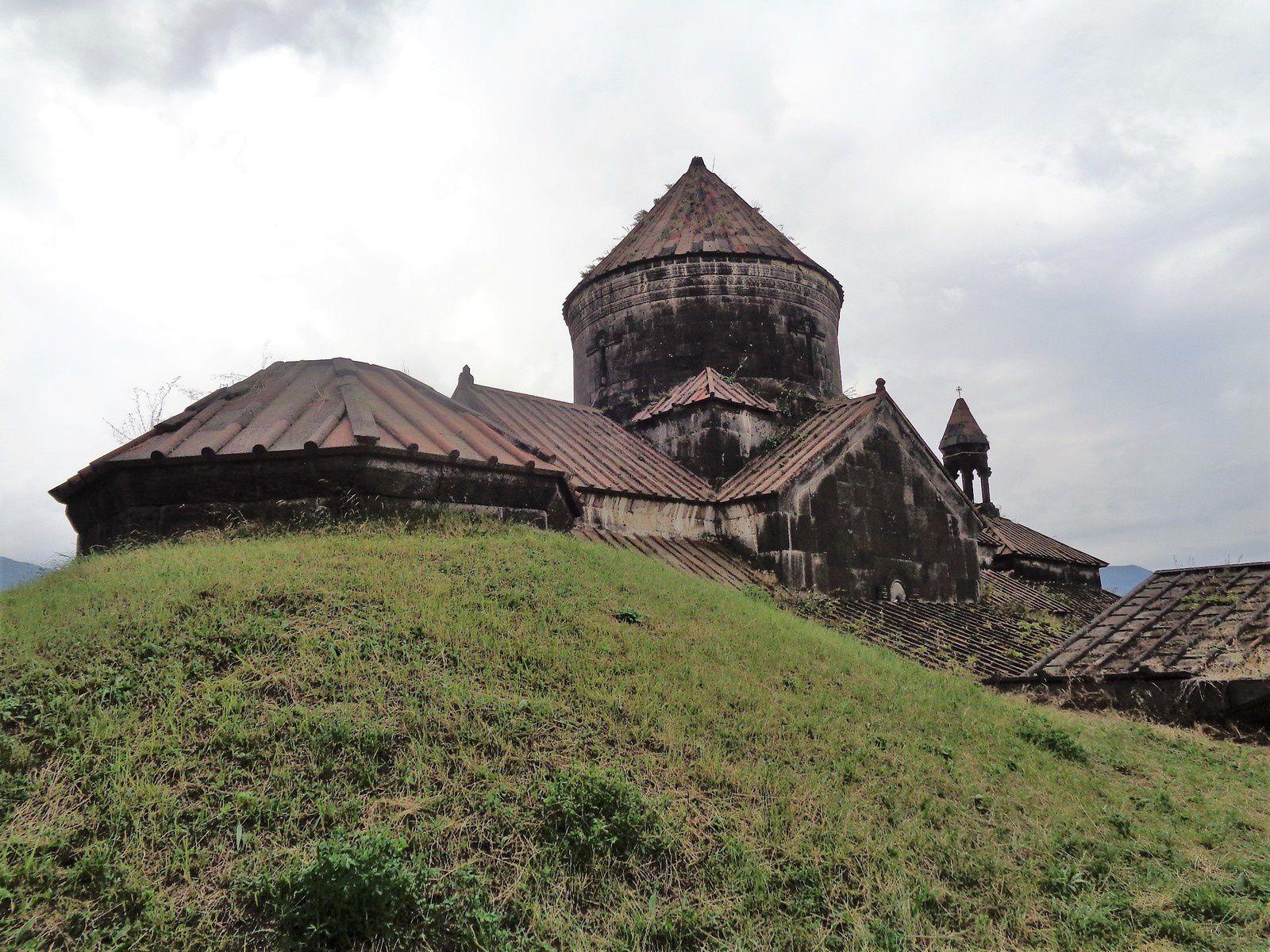 Arménie 2018 - Région de Lorri - Monastères de Sanahin et Haghpat