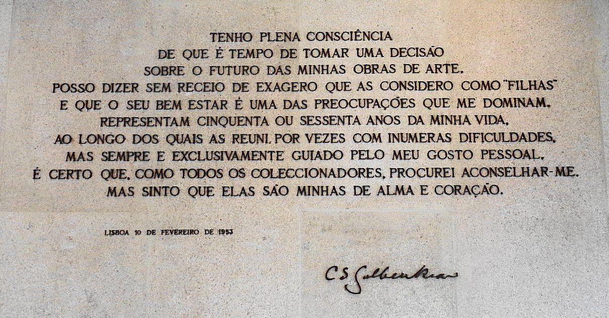 Lisbonne - Le musée Calouste Gulbenkian (2) - Antiquité