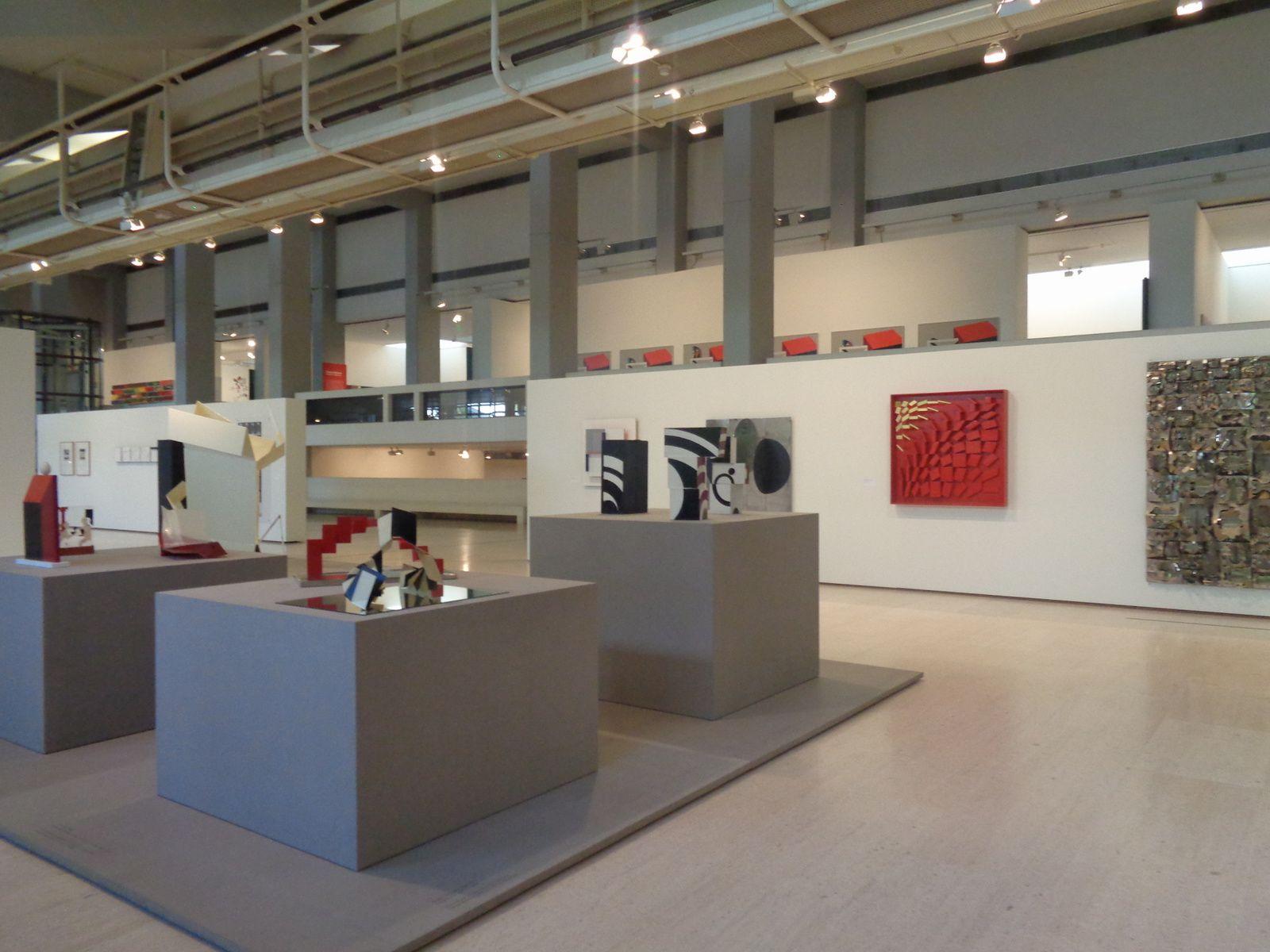 Lisbonne - Le musée Calouste Gulbenkian (6) - Moderne