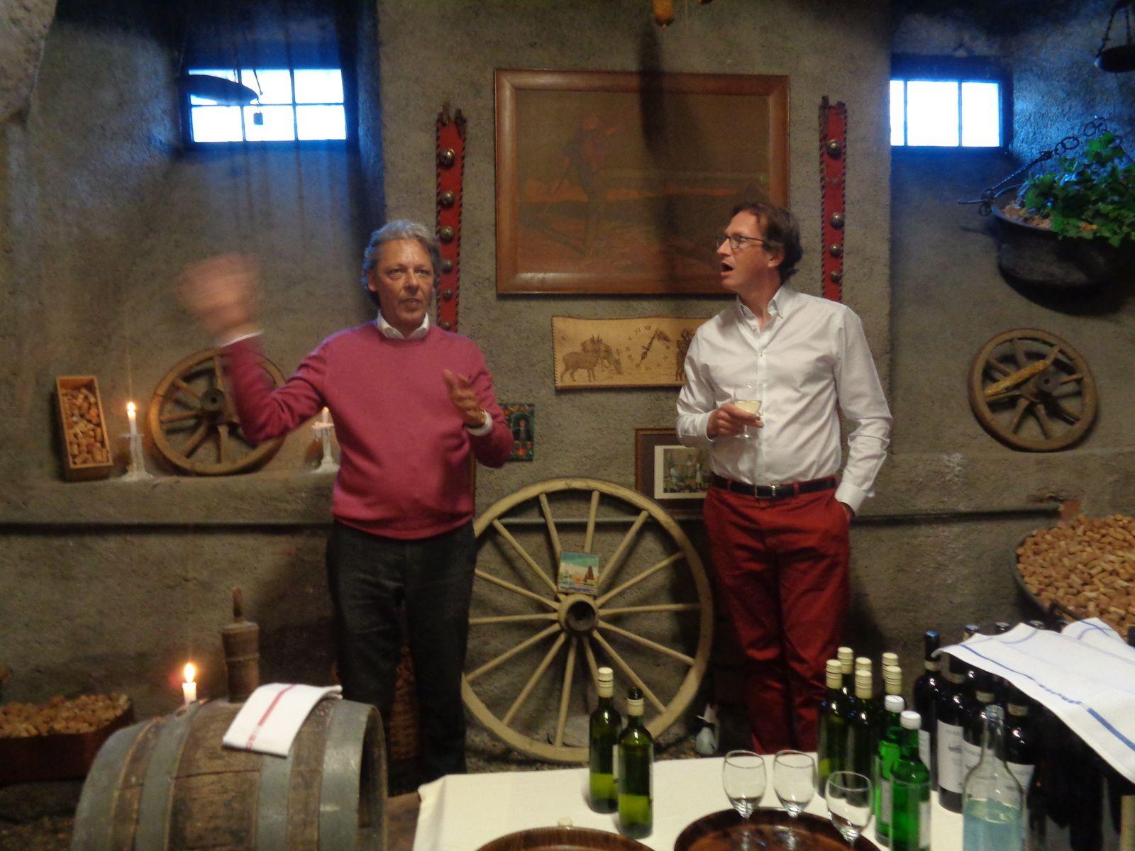 Rencontres holmésiennes en Suisse : 3e jour