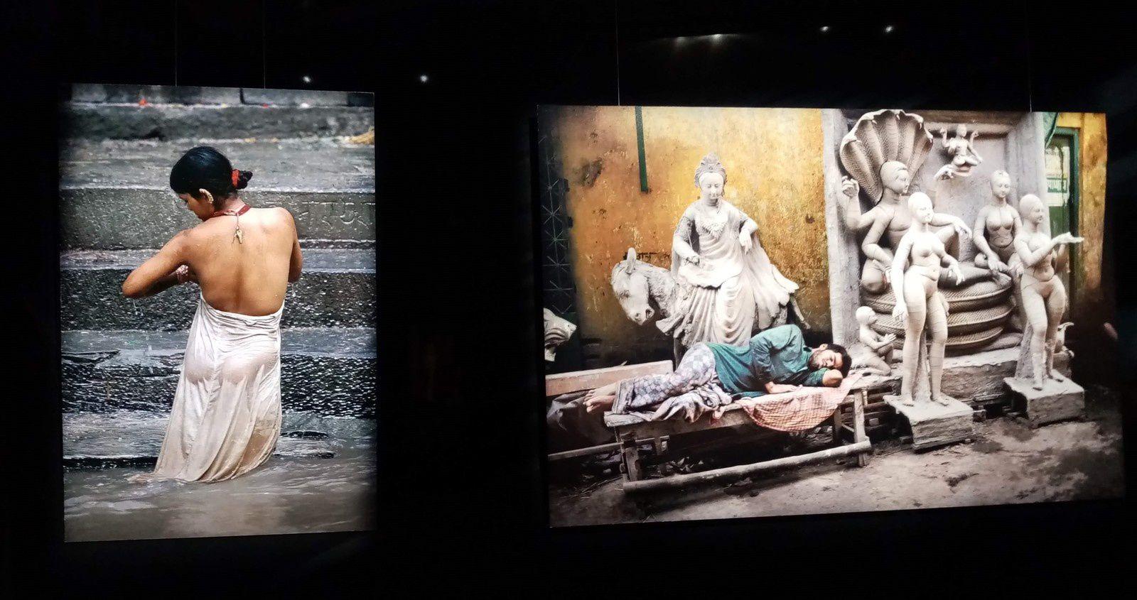 Steve McCurry à la Sucrière - Lyon
