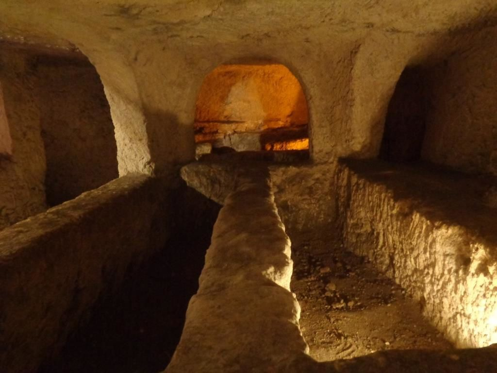 Malte - Mdina, catacombes et figolla