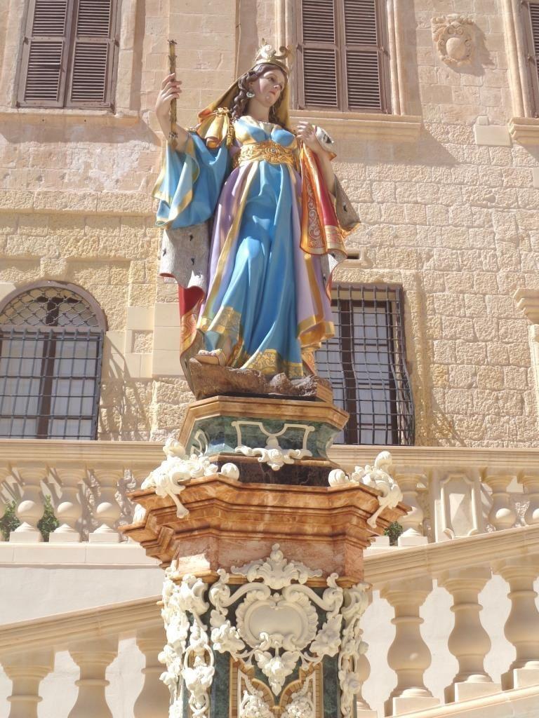 Malte - Gozo : la citadelle de Victoria