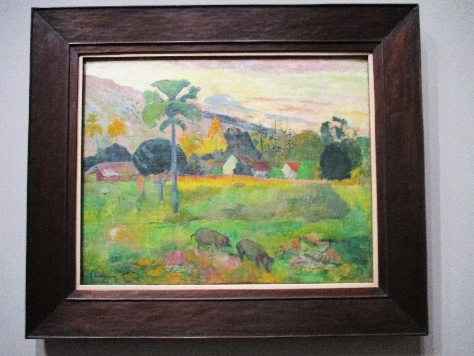 Hoere mai - Paul Gauguin, 1891