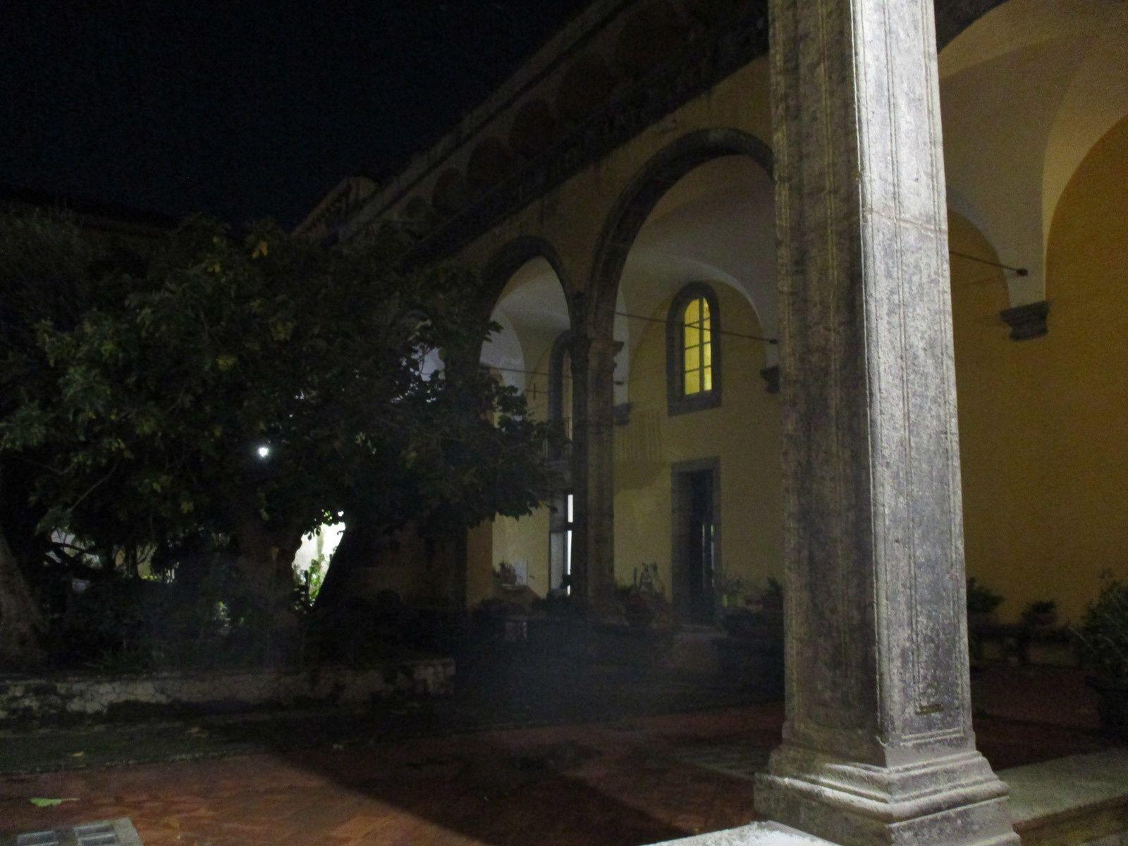 Naples - Nocturne à San Gregorio Armeno