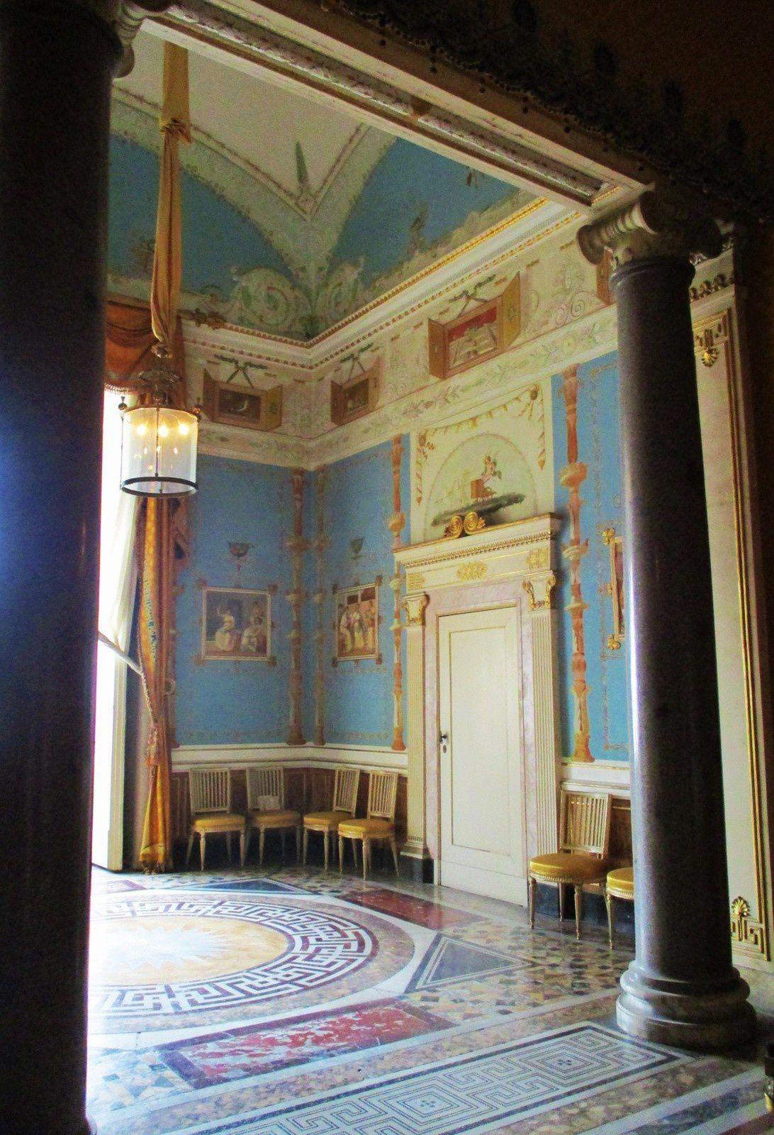 Naples - Le musée Capodimonte