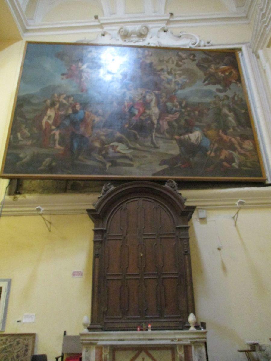 Naples - La surprise de San Giorgio Maggiore