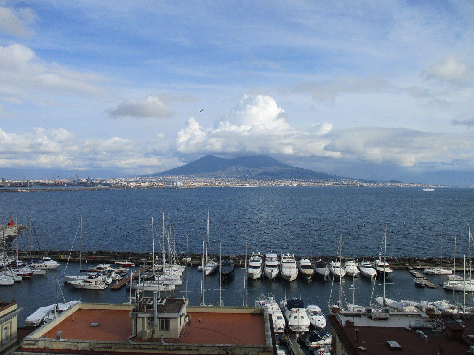 Naples - La mer, pour le dernier jour...