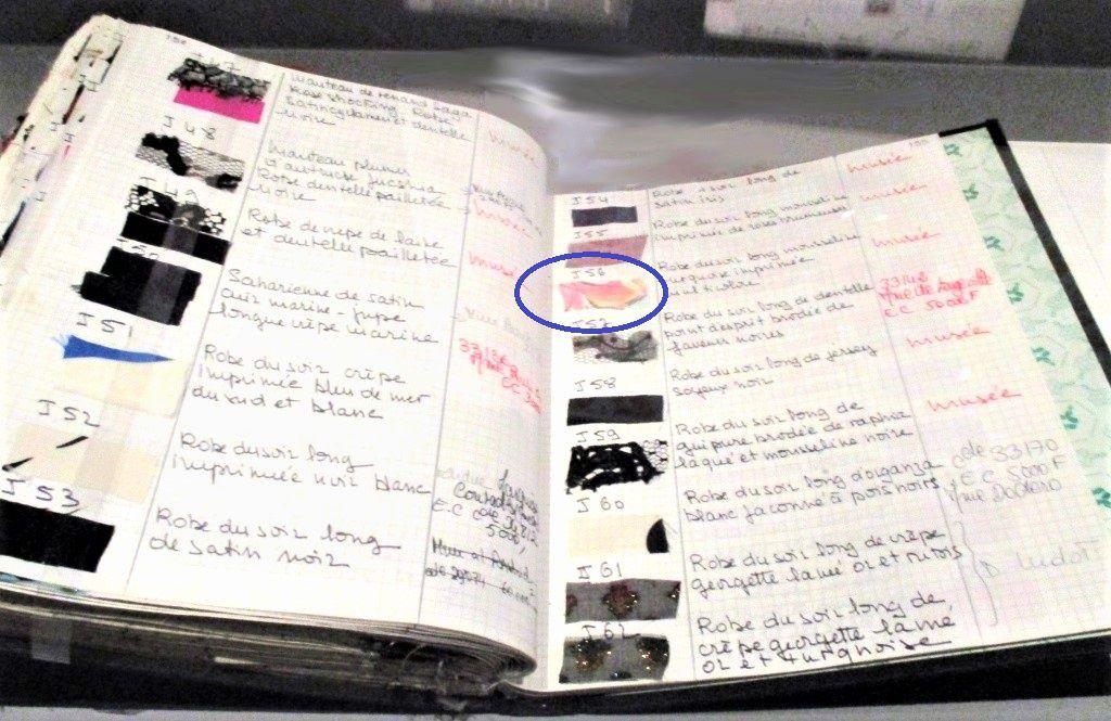 Exposition : Yves Saint Laurent et les soyeux lyonnais