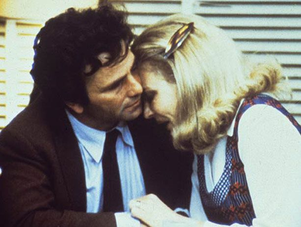 Peter Falk et Gena Rowlands, dans le film de 1974