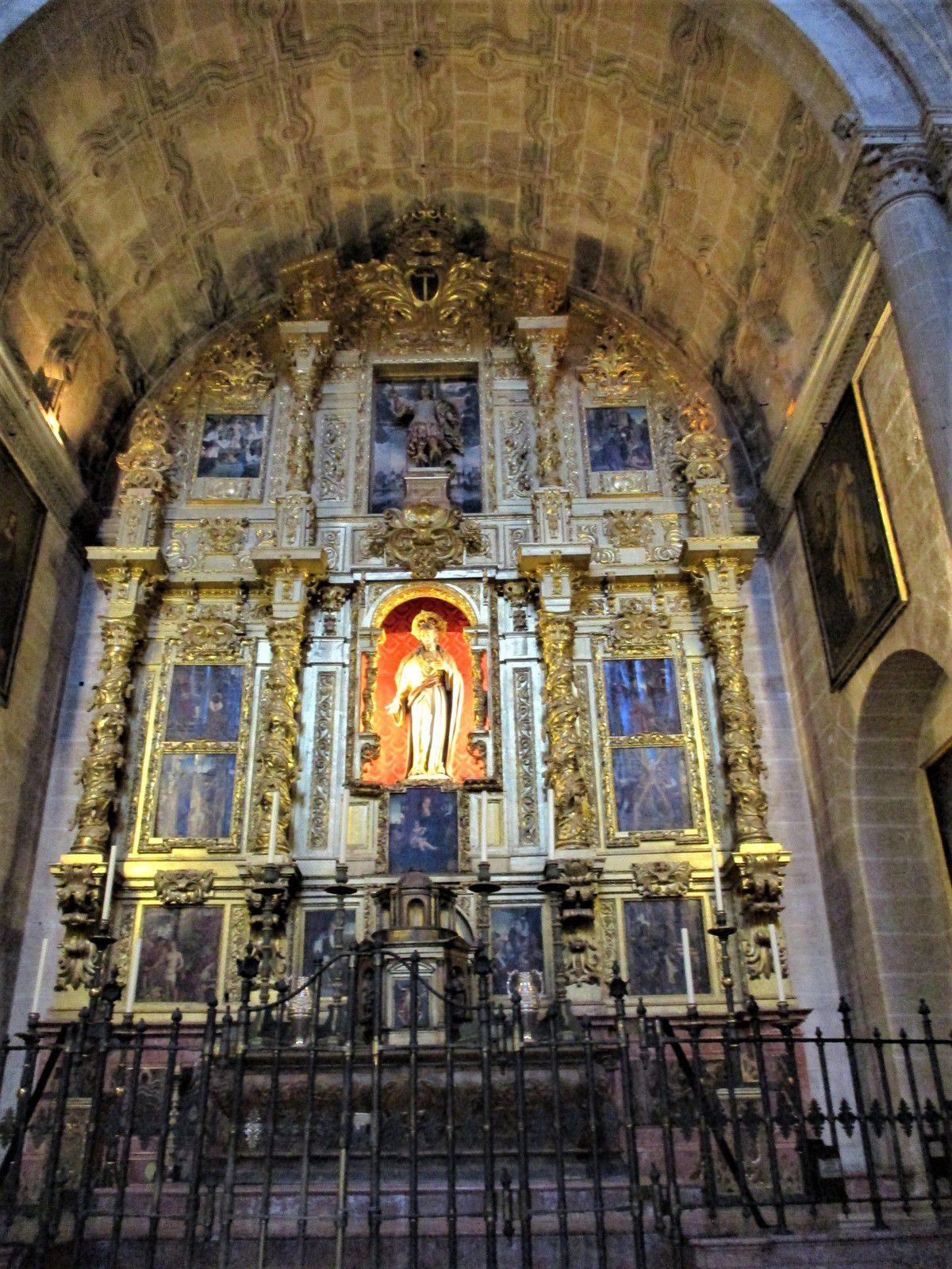 Màlaga - Promenade et cathédrale